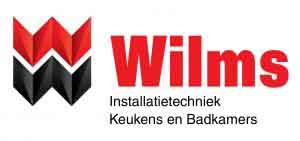 Wilms logo met tekst